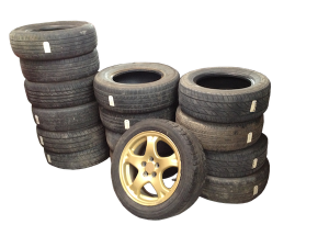 spare part tyres and wheels